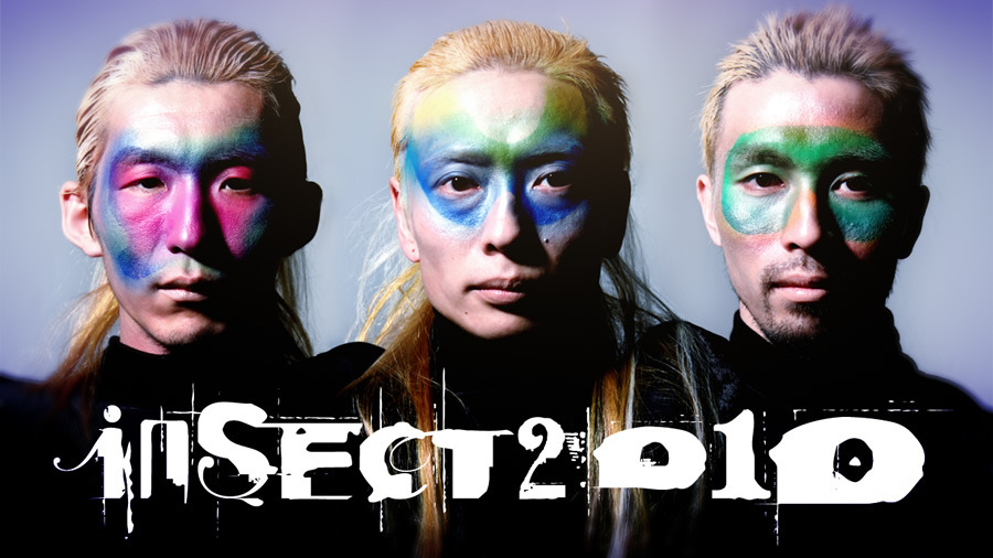 """We released """"Insect2010"""""""