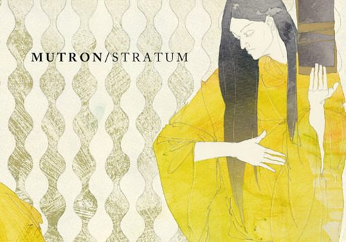 "1st album ""STRATUM"" in store!!!"