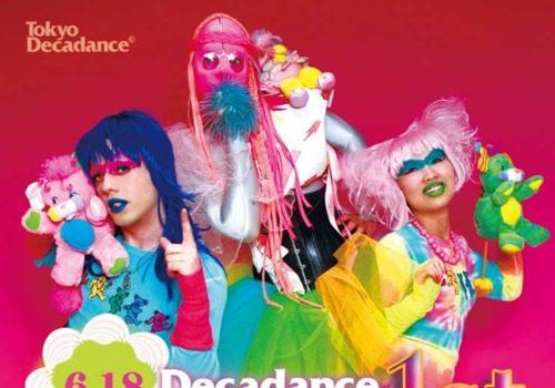 Decadance BAR 1st Anniversary