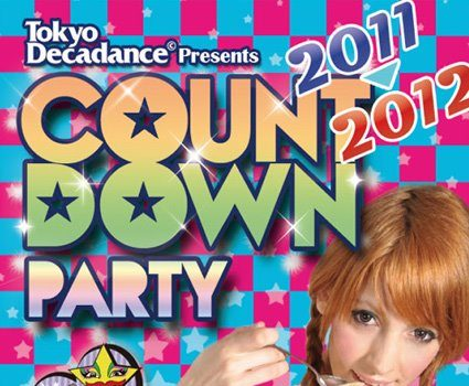Tokyo Decadance Presents Count Down Party