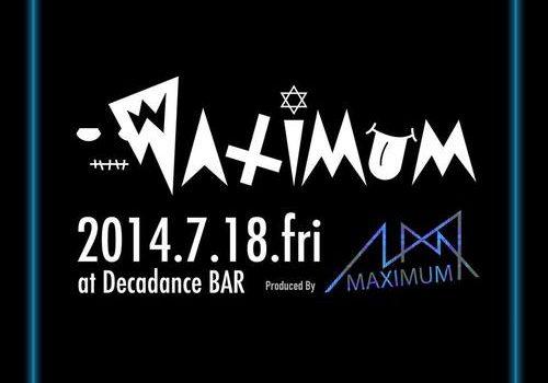 """""""W""""AXIMUM"""
