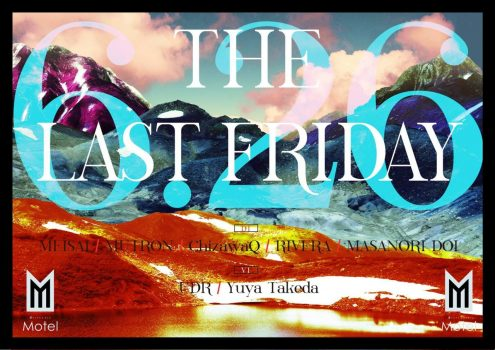 THE LAST FRIDAY 6.26