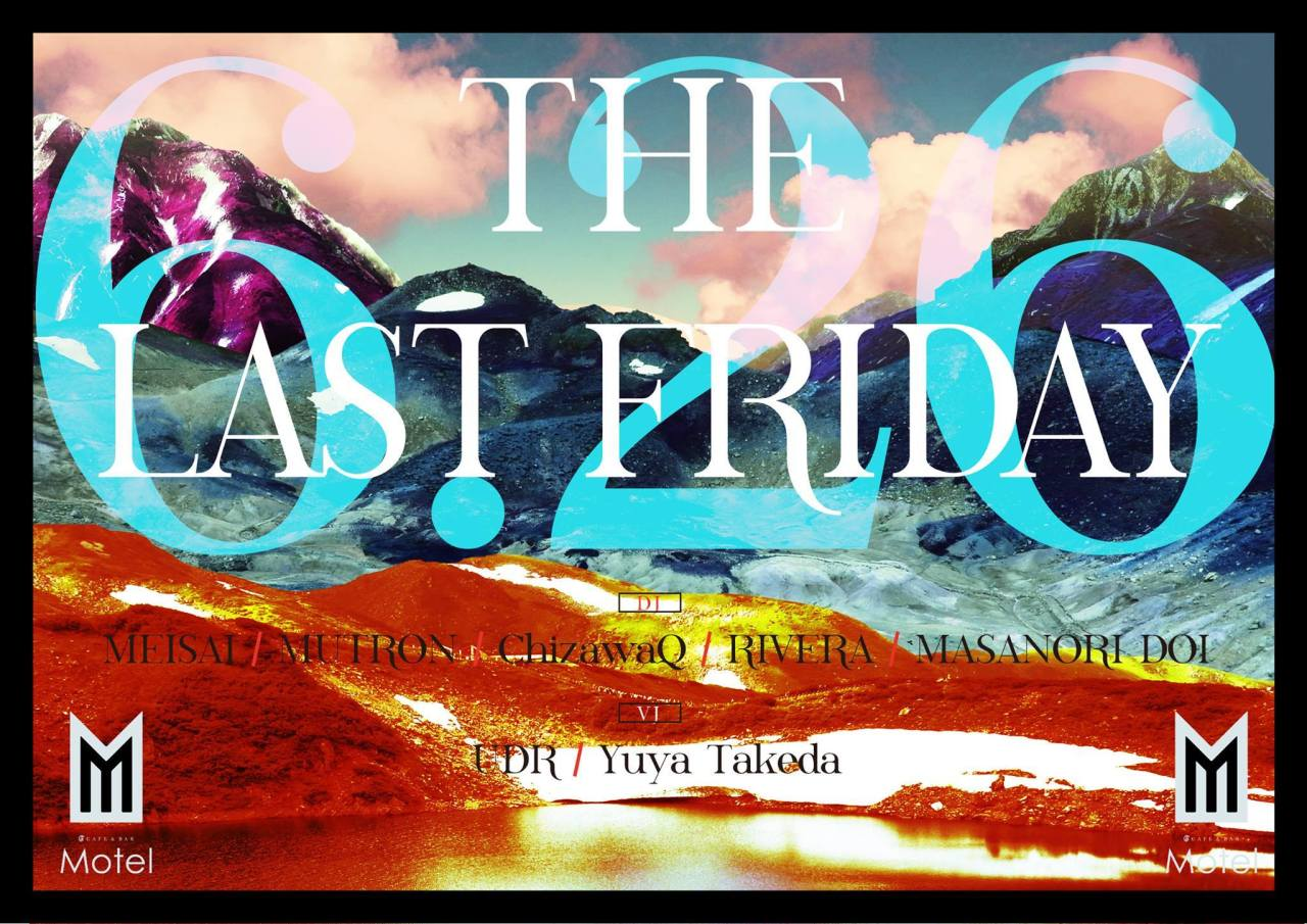 THE LAST FRIDAY 6.26