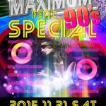 MAXIMUM feat 90's Special