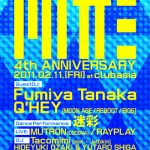 MITTE vol.21 4th Anniversary