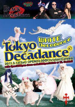 Tokyo Decadance special White & Black