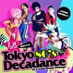 Tokyo Decadance special 80's